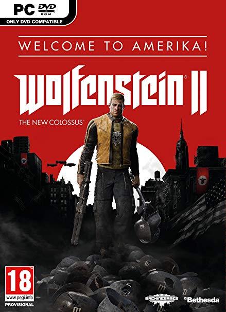 دانلود ترینر بازی ولفنشتاین Wolfenstein II The New Colossus