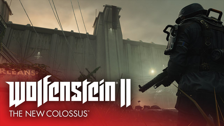 سیو کامل و 100% بازی Wolfenstein 2 The New Colossus