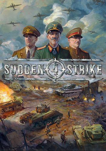 دانلود ترینر و رمزهای بازی Sudden Strike 4