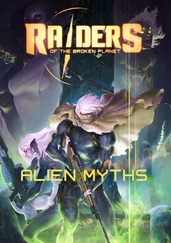 دانلود کرک نهایی بازی Raiders of the Broken Planet Alien Myths