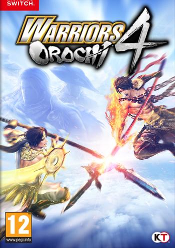 دانلود ترینر بازی Warriors Orochi 4