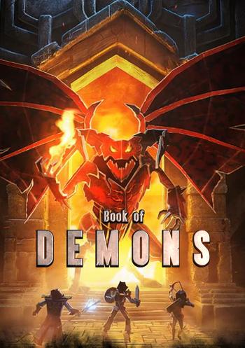 دانلود ترینر و رمزهای بازی Book of Demons