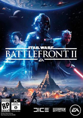 دانلود ترینر بازی Star Wars Battlefront II