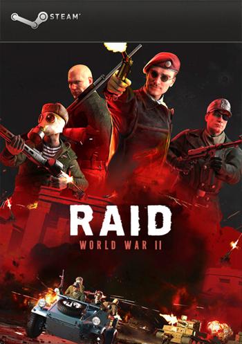 دانلود ترینر بازی Raid World War II