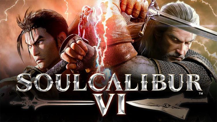 ترینر و رمزهای بازی Soulcalibur VI