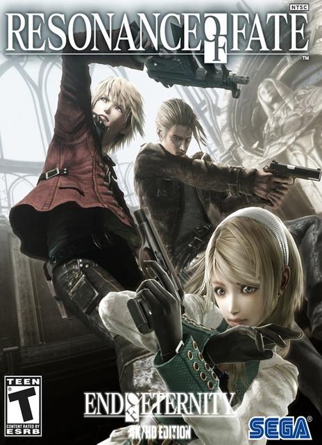 دانلود ترینر بازی Resonance of Fate 4K HD EDITION