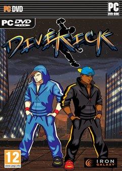 دانلود کرک بازی Divekick v1.0 Hi2U