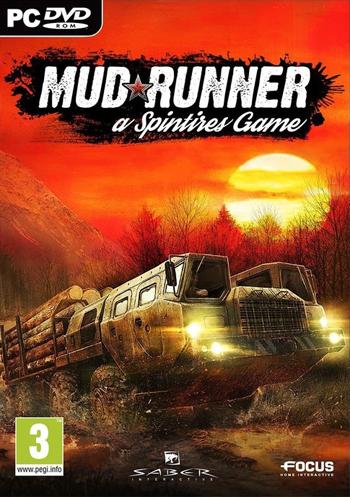 دانلود ترینر و رمزهای بازی Spintires MudRunner