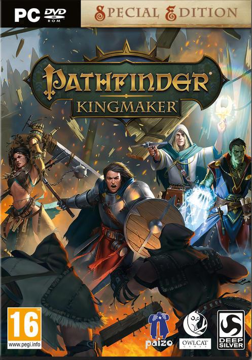 دانلود سیو کامل بازی Pathfinder Kingmaker