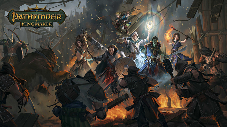 PC Pathfinder Kingmaker SaveGame 100%