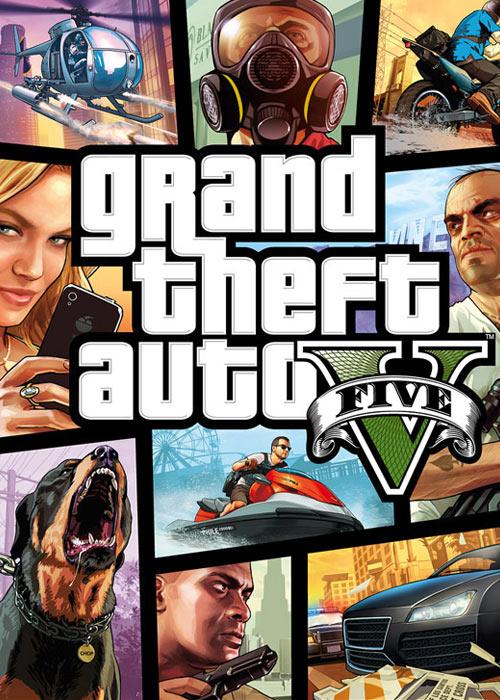 دانلود سیو کامل و 100% بازی Grand Theft Auto V