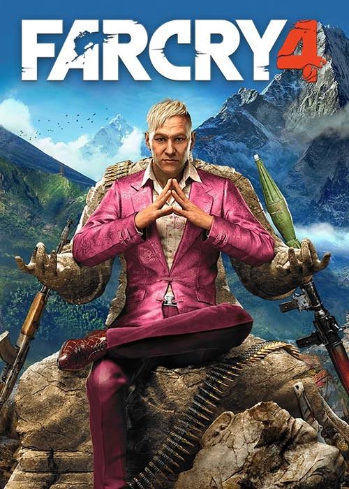 دانلود ترینر و رمزهای بازی Far Cry 4