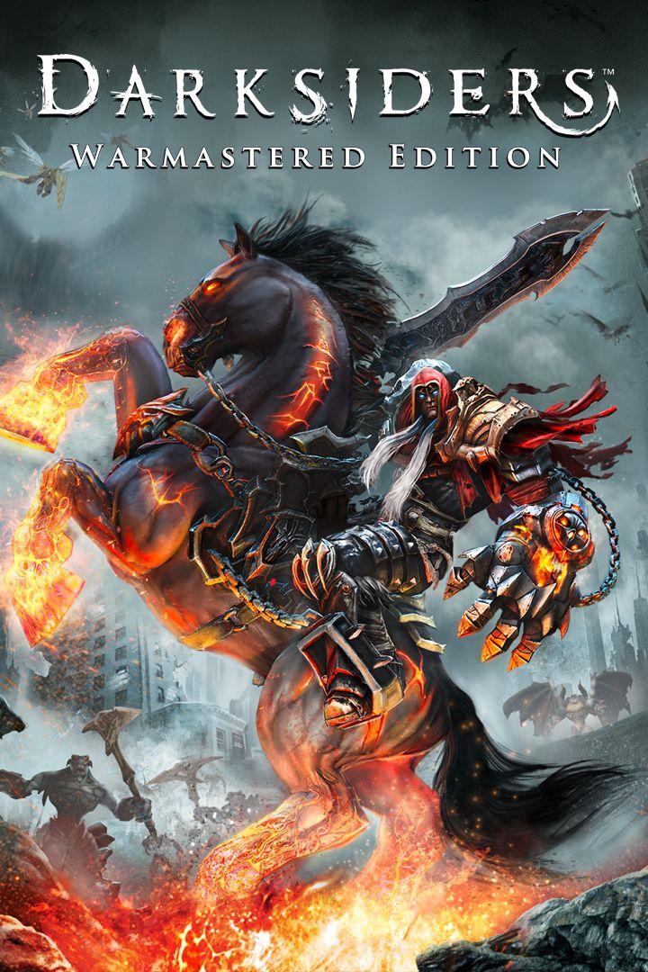 دانلود سیو کامل و 100% بازی Darksiders Warmastered Edition