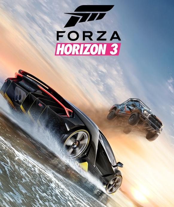 دانلود سیو کامل و 100% بازی Forza Horizon 3
