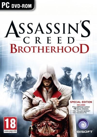 دانلود سیو کامل و 100% بازی Assassins Creed Brotherhood
