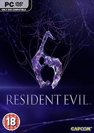 دانلود سیو کامل و 100% بازی رزیدنت اویل Resident Evil 6