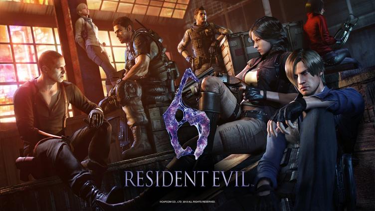 سیو کامل و 100% بازی رزیدنت اویل Resident Evil 6