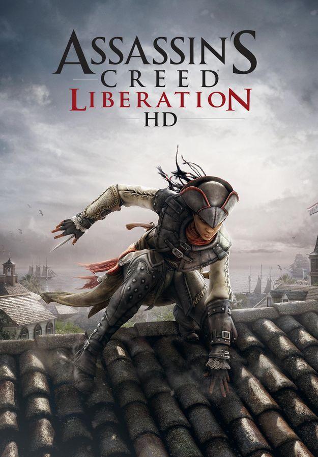 دانلود سیو کامل و 100% بازی Assassins Creed Liberation HD