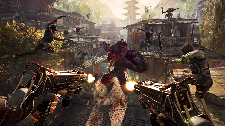 سیو کامل و 100% بازی Shadow Warrior 2