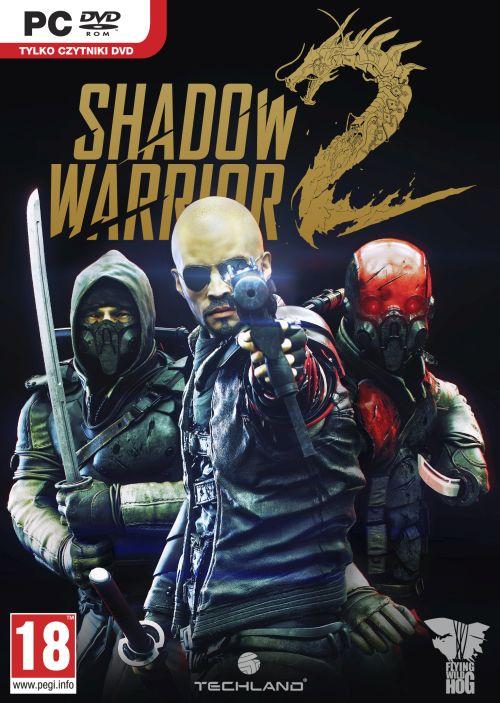 دانلود سیو کامل و 100% بازی Shadow Warrior 2