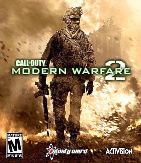 دانلود سیو کامل و 100% بازی Call of Duty Modern Warfare 2