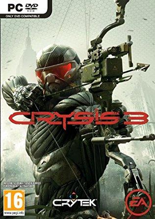 دانلود سیو کامل و 100% بازی Crysis 3