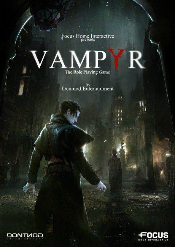 دانلود سیو کامل و 100% بازی Vampyr