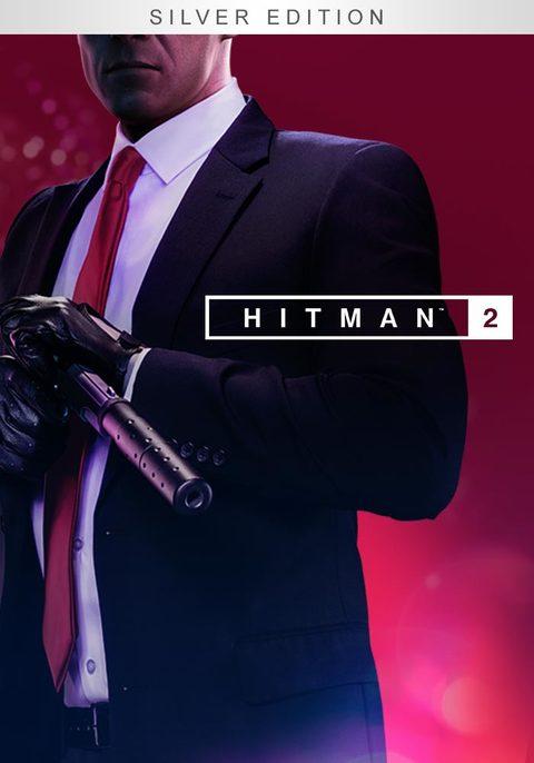 دانلود کرک بازی HITMAN 2 2018