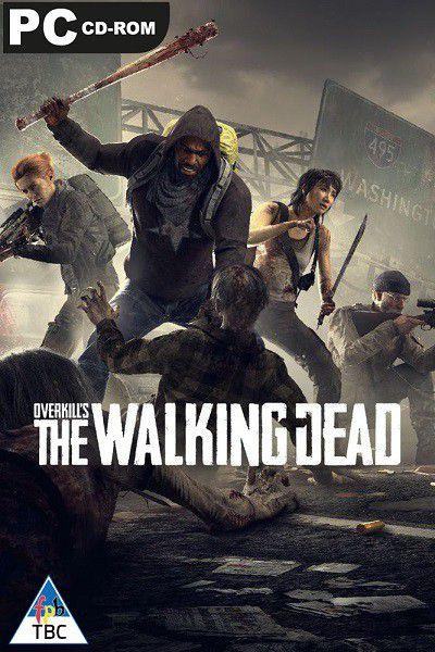 دانلود کرک بازی OVERKILLs The Walking Dead