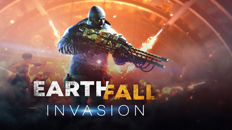 Trainer Earthfall Invasion