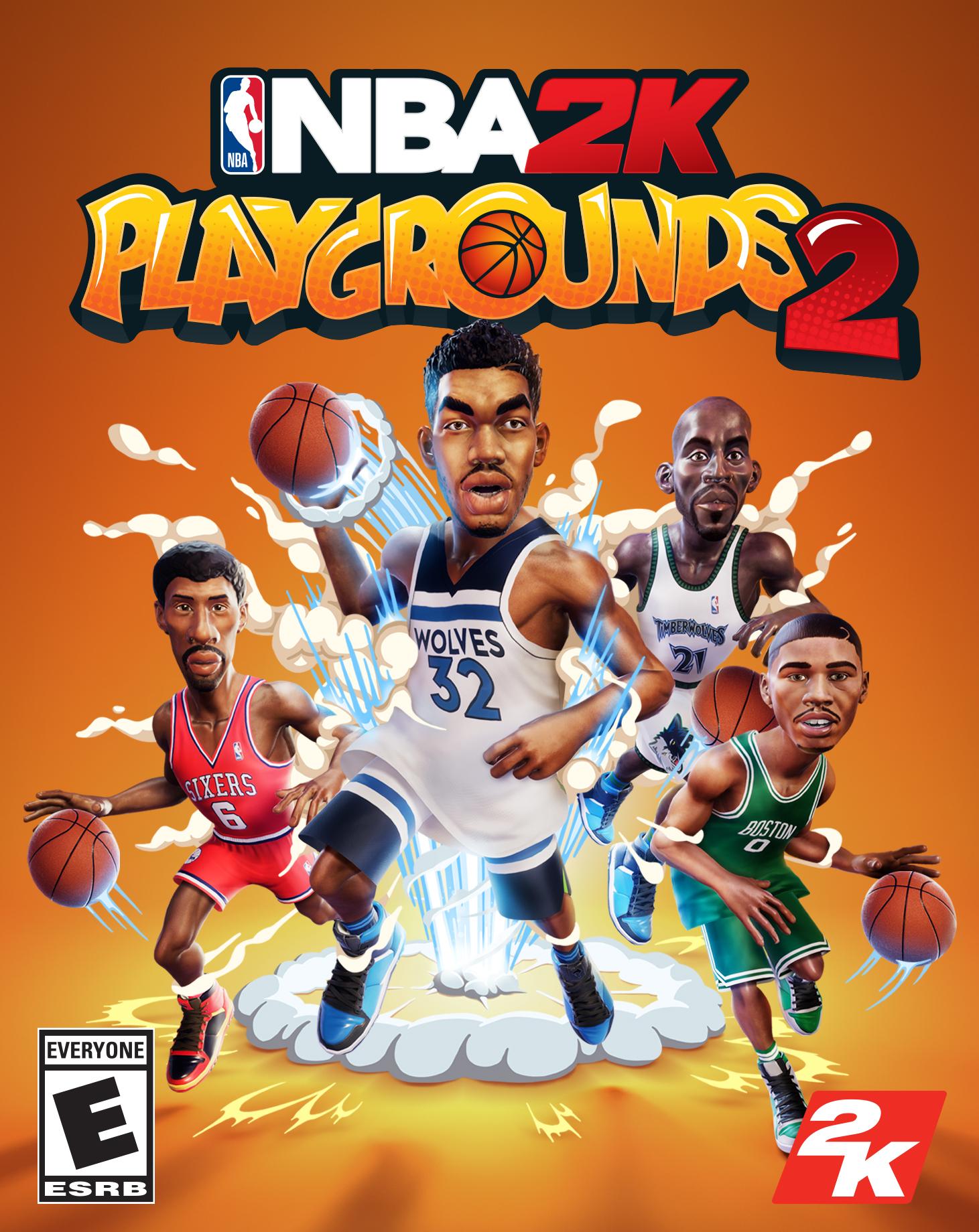 دانلود ترینر بازی NBA 2K Playgrounds 2