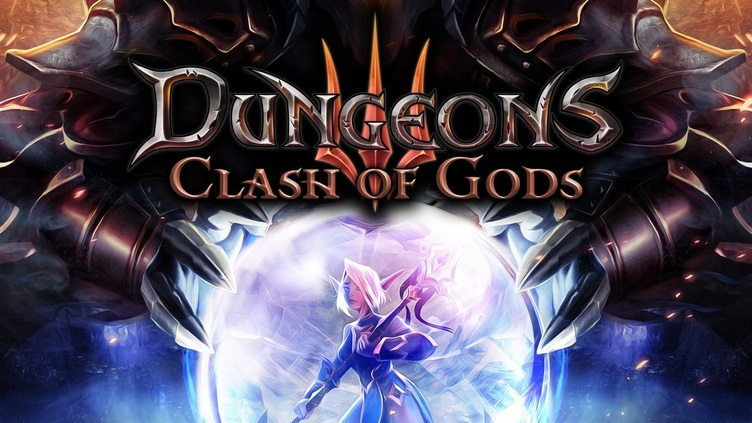 کرک بازی Dungeons 3 Clash of Gods