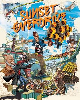 دانلود ترینر بازی Sunset Overdrive