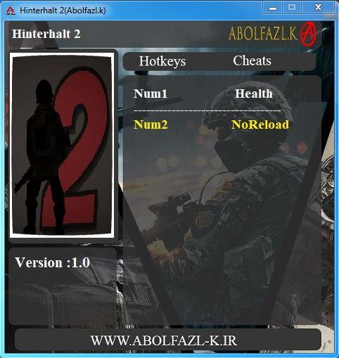 Hinterhalt 2 v1.0 (+2 Trainer) Abolfazl.k