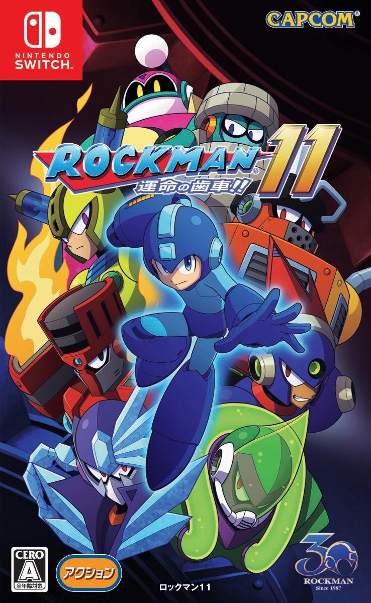 دانلود ترینر بازی Mega Man 11