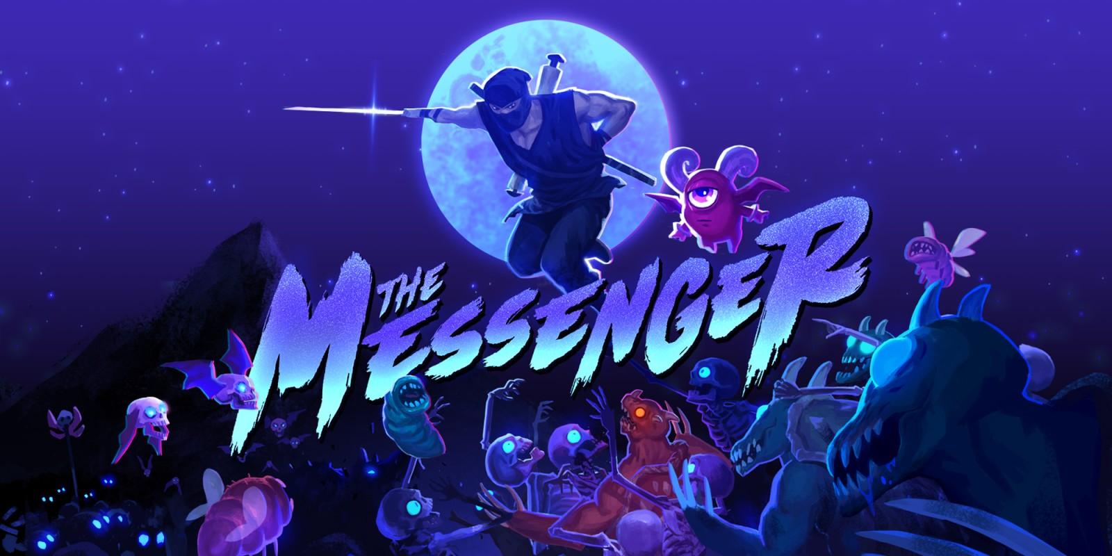 دانلود ترینر بازی The Messenger