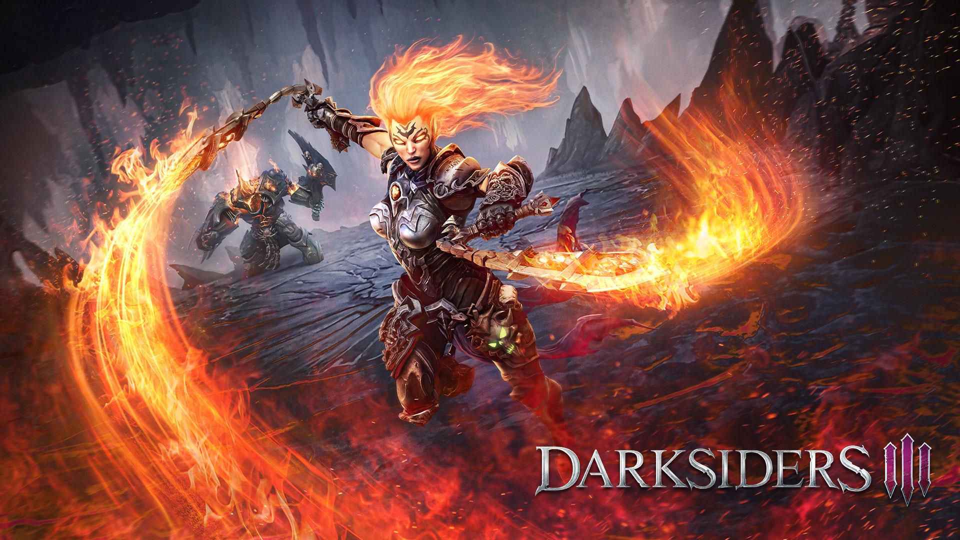 دانلود سیو بازی Darksiders 3