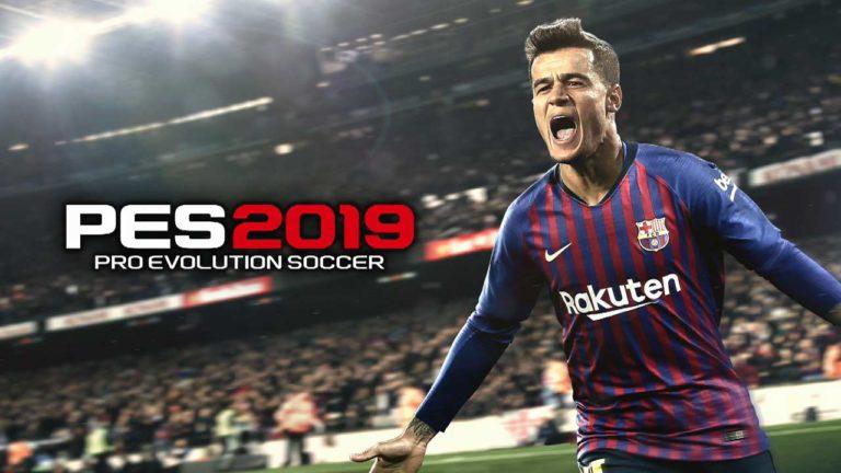 دانلود کرک بازی Pro Evolution Soccer 2019