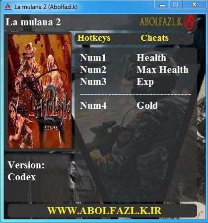 La-Mulana 2 v1.4.4.2 +4 Trainer Abolfazl.k