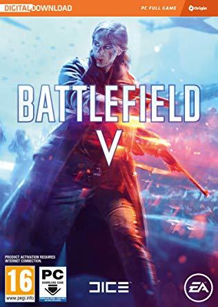 دانلود کرک بازی Battlefield 5