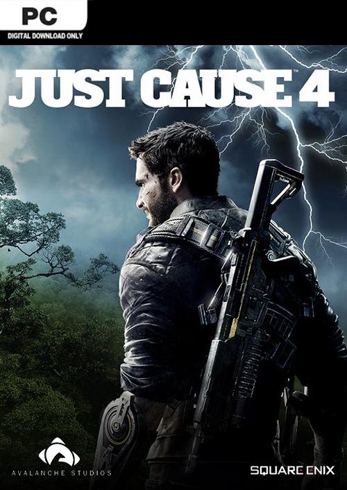 دانلود ترینر بازی Just Cause 4