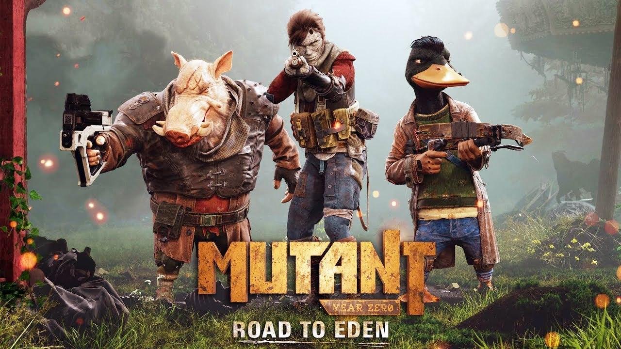 دانلود ترینر بازی Mutant Year Zero Road to Eden
