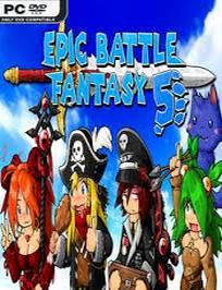 دانلود ترینر بازی Epic Battle Fantasy 5