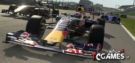 ترینر سالم بازی F1 2015
