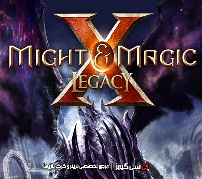 دانلود ترینر بازی Might and Magic X Legacy
