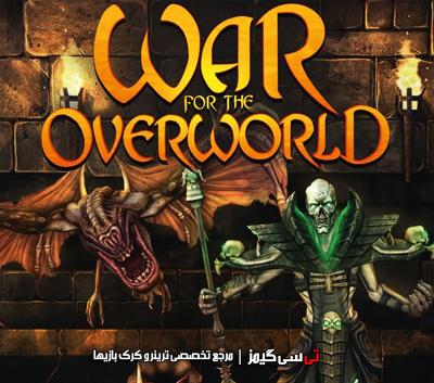دانلود ترینر بازی War for the Overworld