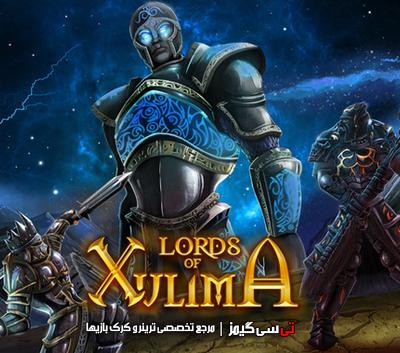 دانلود ترینر سالم بازی Lords of Xulima