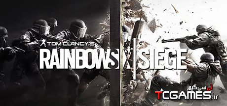 کرک بازی Tom Clancys Rainbow Six Siege